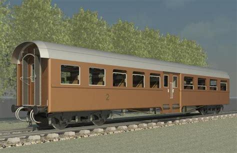 carrozza ferroviaria revitcity object carrozza ferroviaria