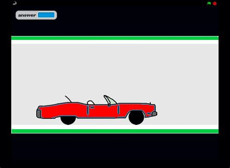 How To Create Your Own Car Racing Game In Scratch 12 Steps