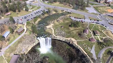 Noccalula Falls, Gadsden Al - by Tony Nichols - YouTube
