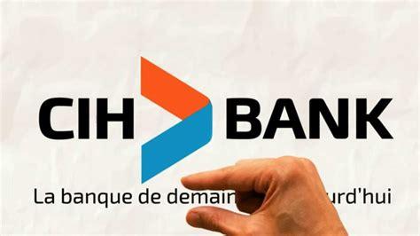 cih siege casablanca nouveau logo cih bank