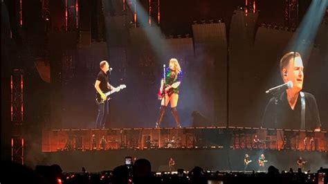 "Taylor Swift Sings ""Summer of '69"" with Bryan Adams - Alan ..."