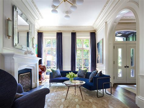 New York Interiors by 21 New York City Townhouses The Study