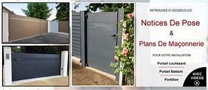 Comment Poser Un Portail : comment poser un portail comment poser un portail ~ Premium-room.com Idées de Décoration
