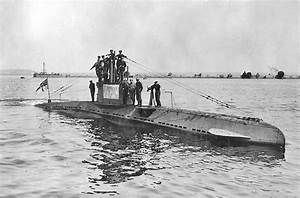 The Imperial German Submarine Ub