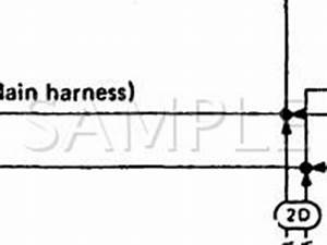 Repair Diagrams For 1992 Nissan Pathfinder Engine