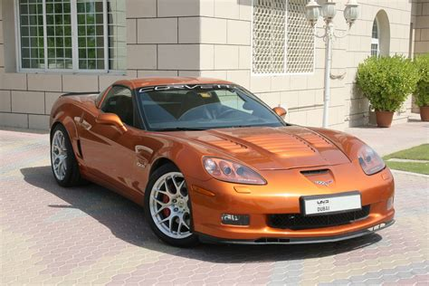 Al_gaz 2007 Chevrolet Corvette Specs, Photos, Modification