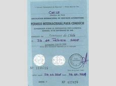 Chile International Driving Permit