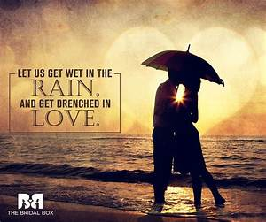 8 Rain Love Quotes For Memorable Monsoons!