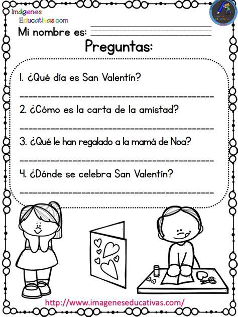 lecturas con preguntas para primaria y primer grado 11 imagenes educativas