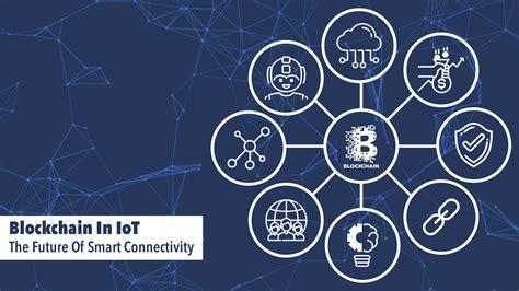 blockchain  iot  future  smart connectivity