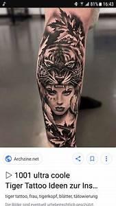 Tattoos Mit Bedeutung Für Frauen : tattoo bedeutung frau mit tigerkopf frauen tiger ~ Frokenaadalensverden.com Haus und Dekorationen