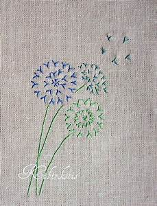Pirmoji savaitė – Fly Stitch   Beautiful, Stitches and Flower