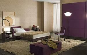 couleur tendance decoration chambre adulte With quelle couleur pour un couloir 15 deco chambre lin marron