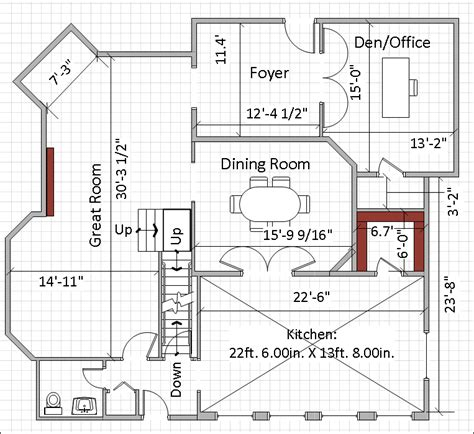 big kitchen floor plans 220 w we bought a house now what
