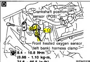 similiar 2000 infiniti i30 problems keywords 2000 infiniti i30 crank sensor location image wiring diagram