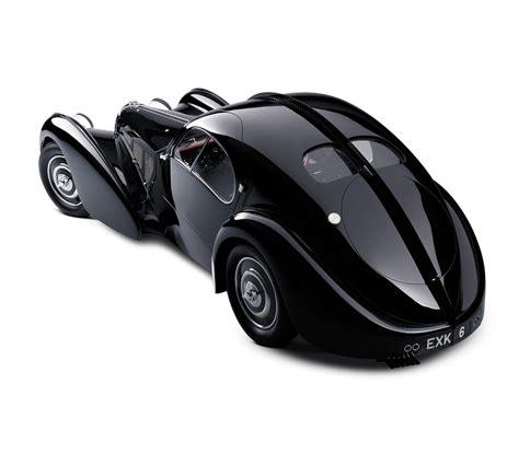 1938 Bugatti 57sc Atlantic Coupe