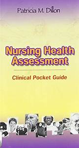 9780803608818  Nursing Health Assessment  Clinical Pocket Guide - Abebooks