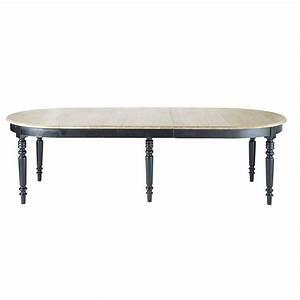 Table 14 Personnes : table manger ronde extensible 6 14 personnes l125 325 extensible manger et maison du monde ~ Teatrodelosmanantiales.com Idées de Décoration