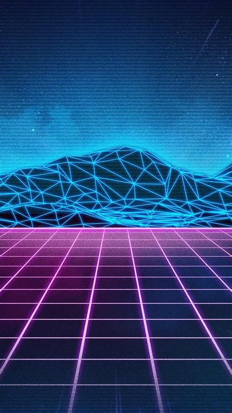 80s Neon Wallpaper Phone by Reminds Me Of Phone Wallpapers Vaporwave Retro