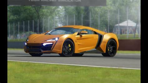 Top Gear Motors by W Motors Lykan Hypersport Top Gear At Silverstone