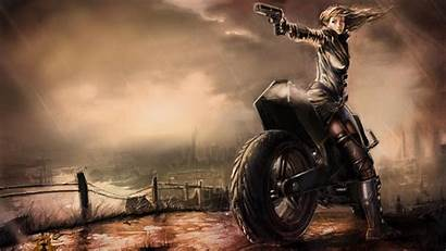 Wallpapers Motorcycles Motorcycle Freedom Rain Fighters Pistol