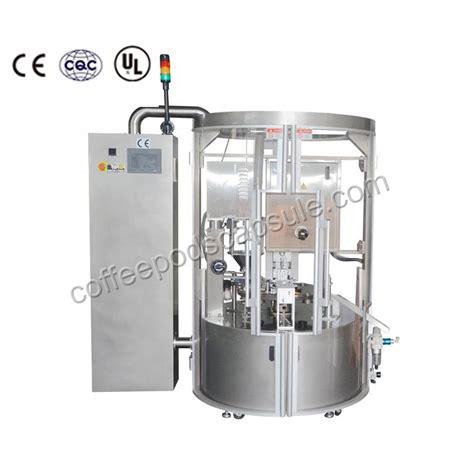 tea cup filling sealing machine
