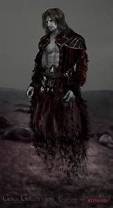 Male Vampire Concept | Dracul : Castlevania - Lords of ...