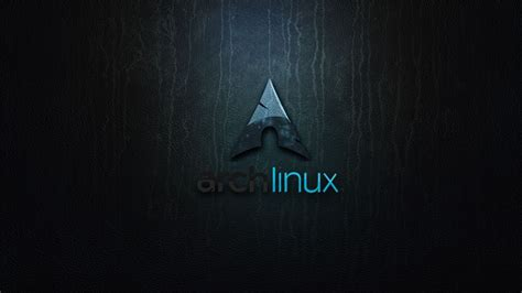 Click the image to visit the download page. Arch Linux Wallpaper 03 - 1366x768