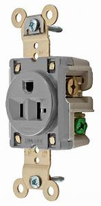 Hubbell Hbl5361gry Wiring Device