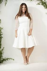 Robe mariage grande taille paris la mode des robes de france for C a robe grande taille