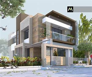Façade Maison Moderne : modele facade maison moderne de choosewell co 22 zone ~ Melissatoandfro.com Idées de Décoration