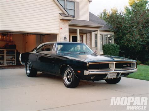 1969 Dodge Charger Charger In A Barn Hot Rod Network