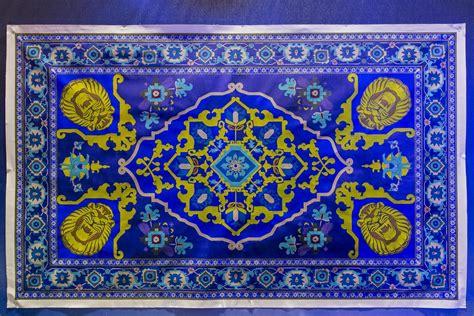 tappeto disney il tappeto di rivisitato da koi artribune