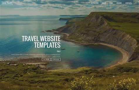 21 Top Creative Html5 Travel Website Templates 2018 Colorlib