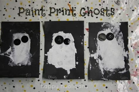 paint print ghosts for preschoolers 638 | unknown 1