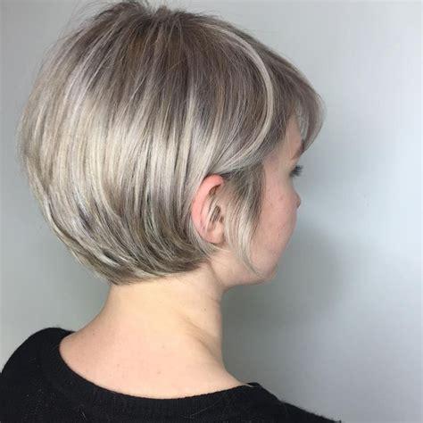 haarschnitt dicke haare lange pixie haarschnitt f 252 r dicke haare