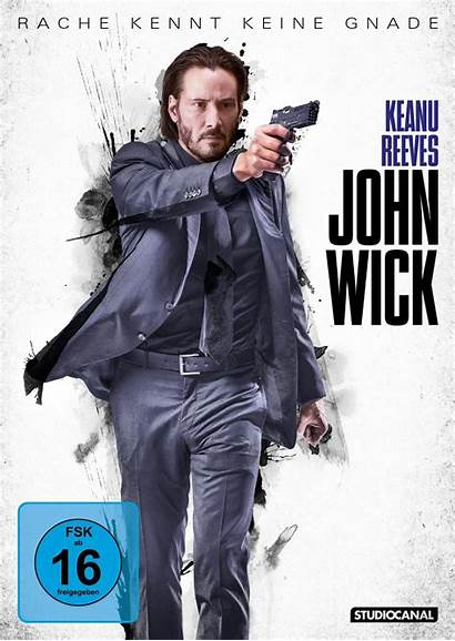 Wick John Dvd Ray Reeves Keanu Film