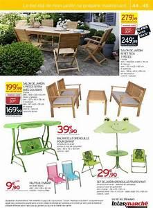 Salon De Jardin Auchan 2017 : salon de jardin intermarch et tondeuse 10 29 mars 2015 ~ Dailycaller-alerts.com Idées de Décoration
