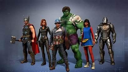 Avengers Marvel Order Pre Marvels Skins 2021