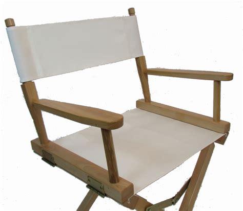 sunbrella directors chair replacement cover stick new