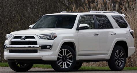 2018 Toyota 4runner News, Specs, Rumors  New Automotive