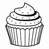 Cupcake Cupcakes Colorare Ausmalbilder Disegni Colorir Coloring Kostenlos Muffin Disegno Desenho Ultra Immagini Bolos Animato Bambini Zum Colorato Visita Malvor sketch template