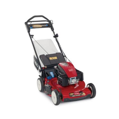 "Toro Recycler 22"" Personal Pace Walk Behind Lawn Mower"