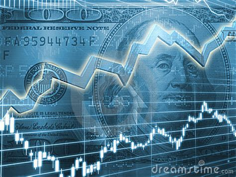 ben franklin  stock market graph stock images image