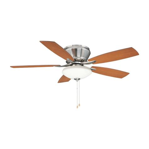 flush ceiling fan with light flush mount ceiling fans monte carlo 4vg4228tbdl villager