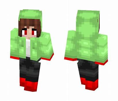 Chara Storyshift Minecraft Skin Skins Superminecraftskins