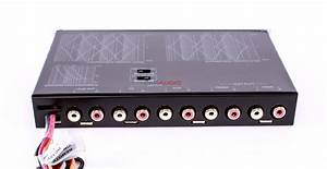 New Boss Audio Ava1210 Car Equalizer 7 Band W   Subwoofer   Master Volume Control