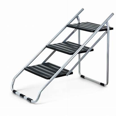 Folding Steps Pet Metal Stairs Dog Guide