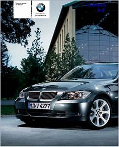 2007 Bmw 3 Series Sport Wagon Owners Manual