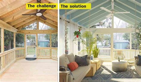 beautiful screened porches taking a new screened porch from blank slate to breezy and
